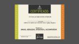 Certificado Iglesia Receptiva – 2017