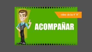 Video – Acompañar – Iglesia Receptiva – 2017