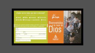Folleto – Iglesia Receptiva – 2017
