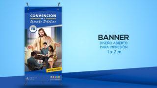 Banner – Convención de la Escuela Sabática