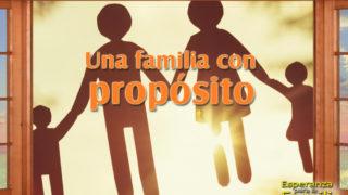 Lección 1 – Esperanza para la familia