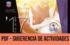PDF – Sugerencia de actividades – Fin de Semana Universitarios