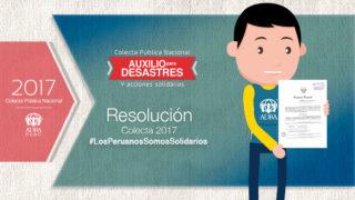 Resolución – Colecta Pública Nacional (ADRA)