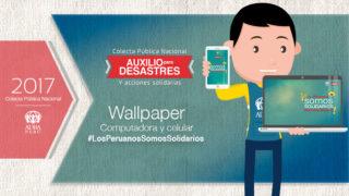 Wallpaper – Colecta Pública Nacional (ADRA)