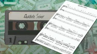 MP3 y Partitura 10: Quédate Señor