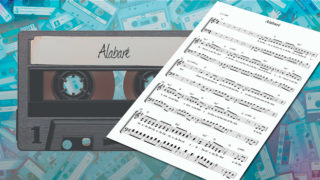 MP3 y Partitura 9: Alabaré