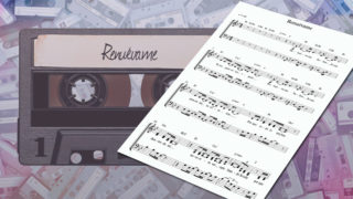 MP3 y Partitura 8: Renuévame