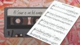 MP3 y Partitura 7: El Señor es mi fiel amigo