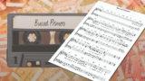 MP3 y Partitura 6: Buscad primero