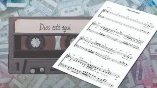 MP3 y Partitura 5: Dios está aquí