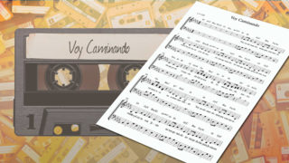 MP3 y Partitura 4: Voy caminando