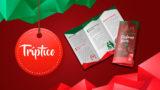 Tríptico: Más amor en Navidad |  2017