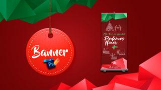 Banner: Arte Abierto – Más amor en Navidad |  2017