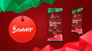 Banner: Más amor en Navidad |  2017