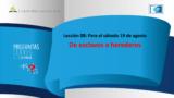 Preguntas claves – LES 08 – 3 Trimestre – 19 de agosto de 2017