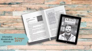 Informativo de las Misiones Adultos 4to Trimestre 2017