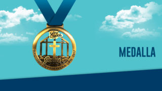 Medalla – Bautismo de Primavera
