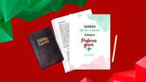 Sermón – Más amor en Navidad   2017