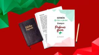 Sermón – Más amor en Navidad | 2017
