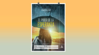 Afiche: El Poder de la Esperanza