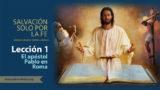 PPT Lección 1: El apóstol Pablo en Roma
