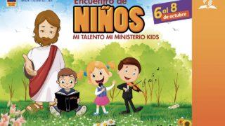 """Recursos visuales para el Encuentro de Niños """"Mi Talento, Mi Ministerio – Kids"""""""