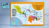 Mapa Misionero 1º Trimestre del 2018
