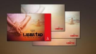 Fondos p/slides: Libertad – Semana Santa 2018