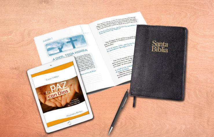Estudios Bíblicos – En PAZ con Dios
