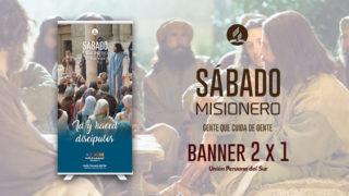 Banner 2X1 – Sábado Misionero