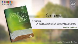 Sermón Culto Divino 20 de Enero – 24 Hrs. De Mayordomía
