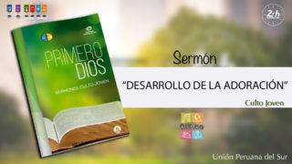 Sermón Culto Joven – 24 Hrs de Mayordomía (20 Enero)