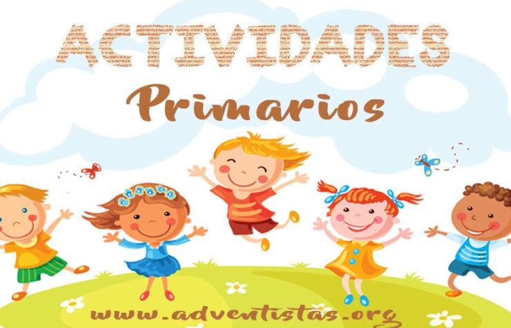 Primarios – 04 de agosto de 2018 – Auxiliar de Escuela Sabática