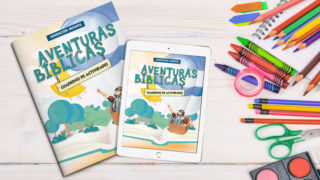 Cuaderno de Actividades: Adoración Infantil 2018
