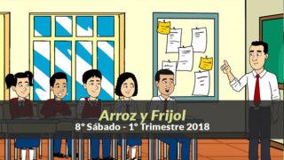 (8º Sáb / 1ºTrim18) Informativo Mundial de las Misiones – Arroz y Frijoles