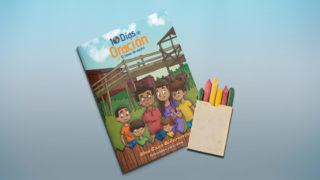 Revista Infantil: 10 Días de Oración y 10 horas de Ayuno