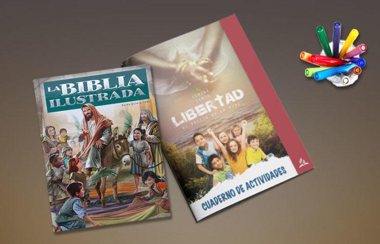 Cuaderno de Actividades : Semana Santa Infantil 2018