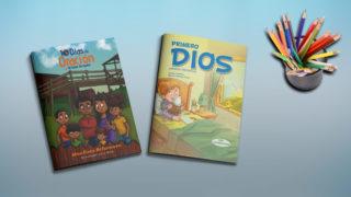 Revistas Infantiles: 10 Días de Oración y Jornada Primero Dios 2018
