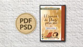 Afiche: Día del Niño y Aventureros 2018