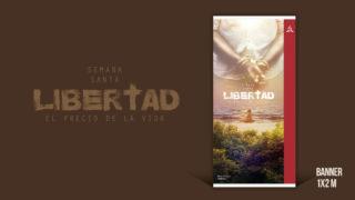 Banner Libertad – Semana Santa 2018