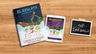 Cuaderno y Libro: GP Infantil