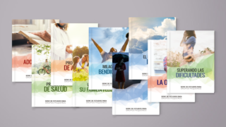 Serie de Estudios para Grupos Pequeños 2018