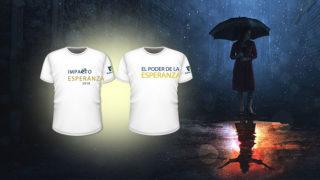Camiseta: Impacto Esperanza 2018
