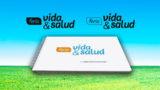 Logotipo: Vida y Salud 2018