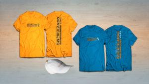 Gorro y Arte de las Camisetas – Multiplique Esperanza 2018