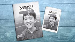 Niños (3ºTrim18) Informativo Mundial de las Misiones