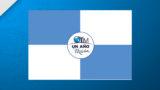 Diseño de la bandera actual de Un Año en Misión