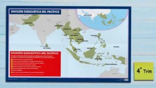 Mapa Misionero 4º Trimestre del 2018