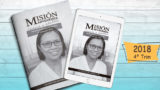 Adultos (4º Trim18) Informativo Mundial de las Misiones