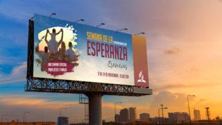 Outdoor: Semana de la Esperanza